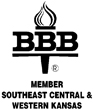 ATM Sales & Service is a Member Better Business Bureau of Southeast, Central & Western Kansas
